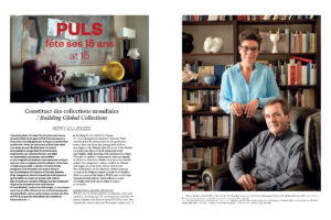 PULS at 15 - Building Global Collections